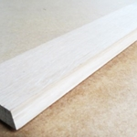 4 Squarrel Staves- American White Oak Flat Medium Toast No Char