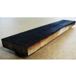 4 Squarrel Staves- American White Oak Flat Medium Toast #2 Char