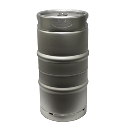 1/4 Barrel Keg AISI 304 Stainless Steel