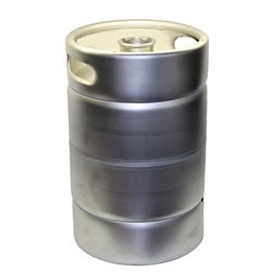 10 Liter Keg 2.6 US Gallons AISI 304 Stainless Steel